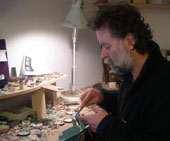 michael jerfferies making an engagement ring